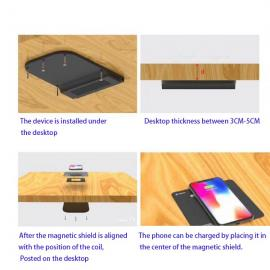 Long-distance wireless charging solution PCBA